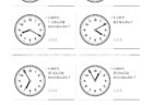 ここでは、小学1年生の算数単元「おおきさくらべ・とけい30」の問題を紹介しています。苦手な子が多い、時刻の読み方を求めていきます。針の位置による数値の読み方と時間の基礎を反復学習していきます。