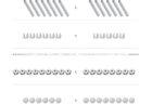 ここでは、小学1年生の算数単元「おおいほう・すくないほう3」の問題を紹介しています。2つの数の関係を見比べながら、数量の違いや数の大小を学習していきます。また、各々の数量の違いも求めておきましょう。