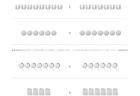 ここでは、小学1年生の算数単元「おおいほう・すくないほう6」の問題を紹介しています。2つの数の関係を見比べながら、数量の違いや数の大小を学習していきます。また、各々の数量の違いも求めておきましょう。